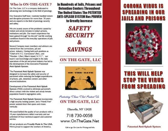 Patented Anti-Splash System (PASS) Brochure
